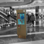 Digital Wayfinding for Macquarie Shopping Centre, NSW