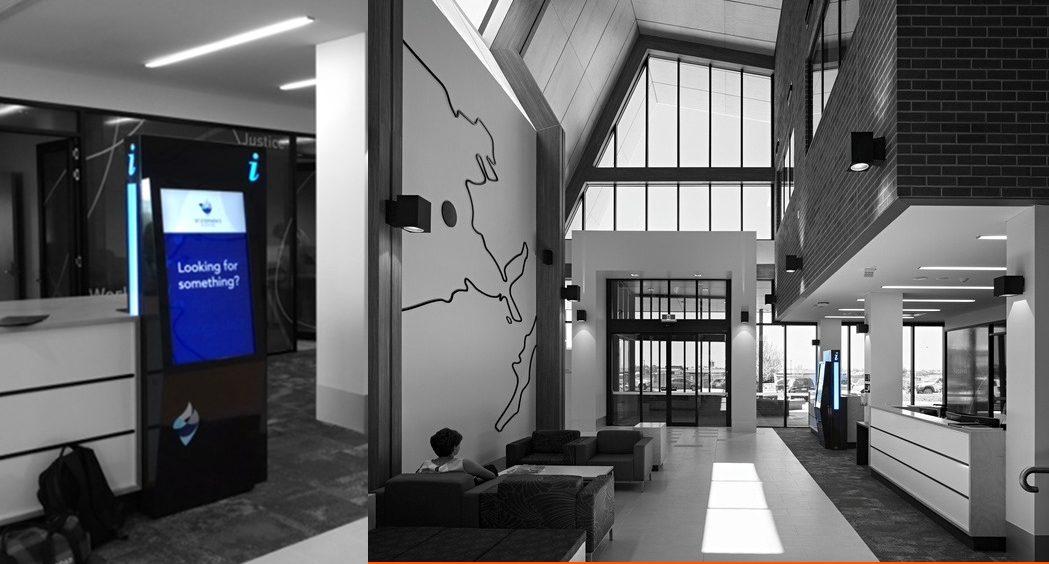 St Stephens Hospital Digital Wayfinding