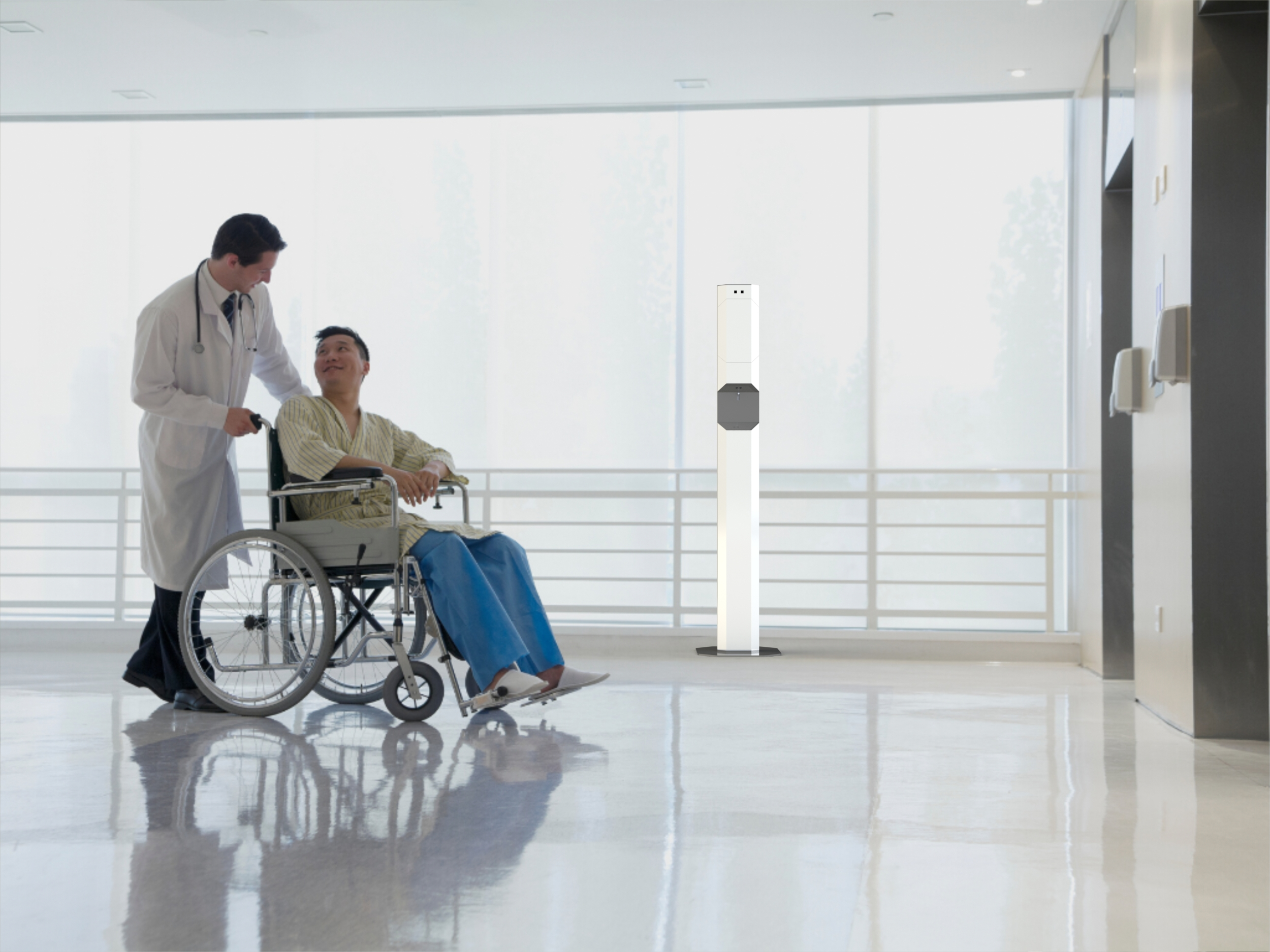 Freestanding Hospital