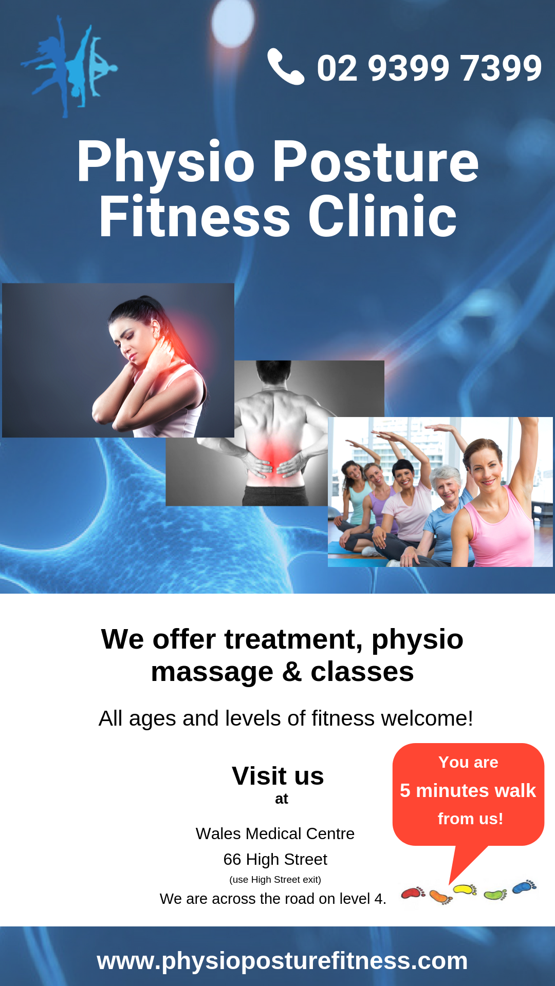 Physio Fitness Clinic