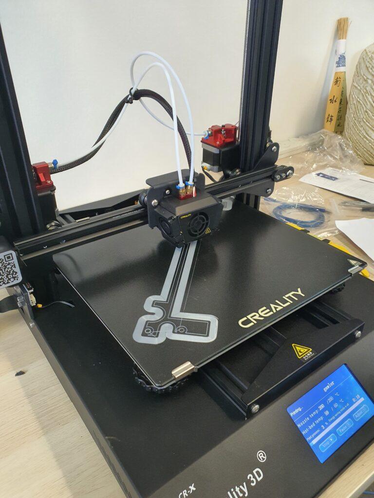 Envent 3D Printing