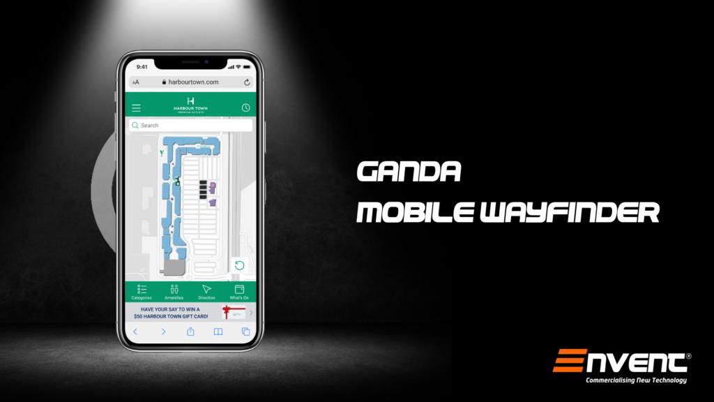 Ganda Mobile Wayfinding
